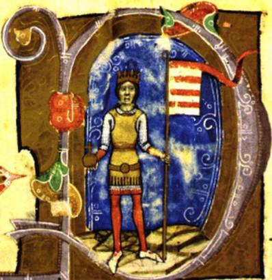 III. Béla a Képes Krónikában