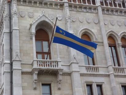 Nyelv és Tudomány Főoldal A székely zászló